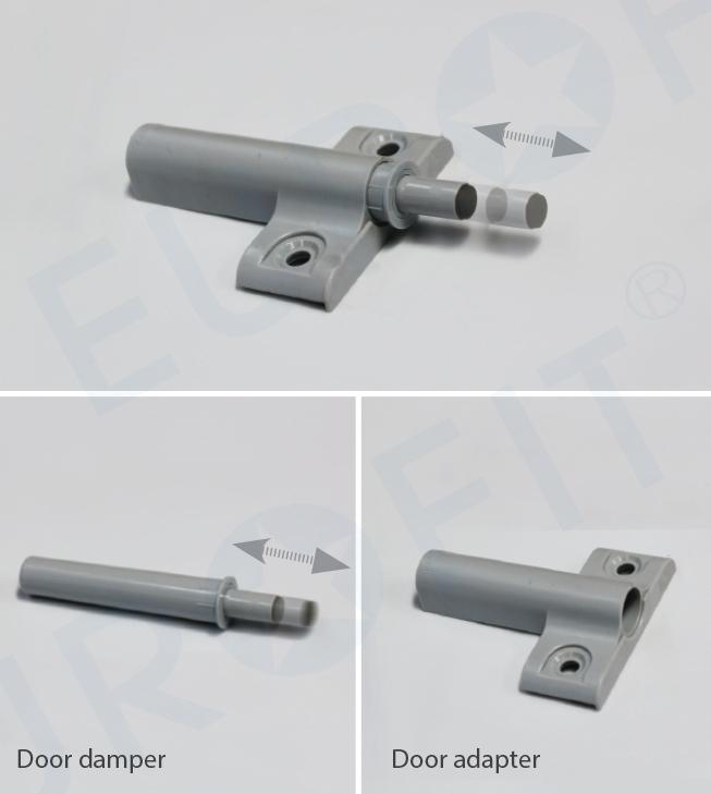 Moonju Soft Closing Door Dampers U0026 Adaptor